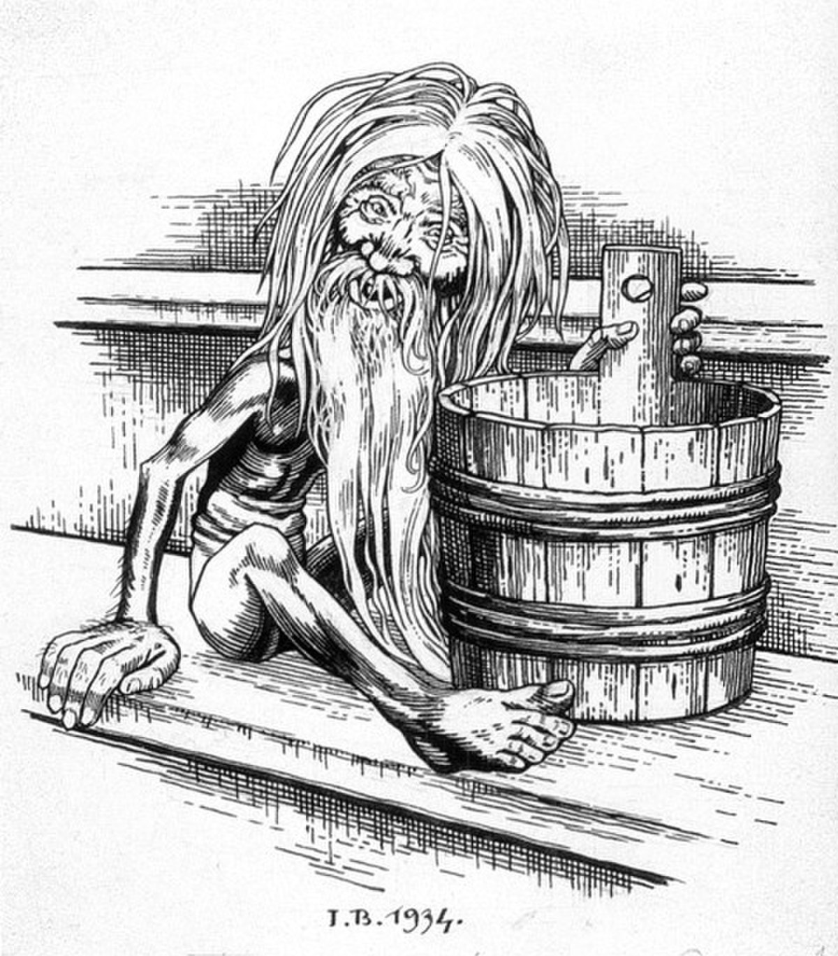 What is dangerous Russian bath: myths and facts 16