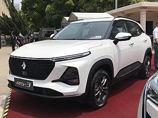Baojun RS-3 Chinese subcompact SUV