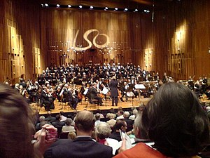 London Symphony Chorus - The LSC and the LSO in the Barbican Concert Hall, 2007