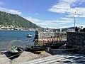 Barche tradizionali Lucie all'imbarcadero.jpg