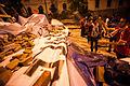 Barricade construction process. Events of June 5, 2013-3.jpg