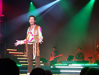 Barry Williams (actor) - Williams performing in Branson, Missouri in October 2014