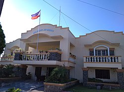 Municipal hall of Basco