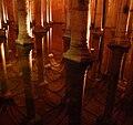 Basilica cistern istanbul mirror.jpg