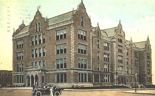 Bayridgehighschool1920