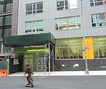 High school in Manhattan?