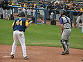 Bears batting at UW at Cal 2010-04-17 3.JPG
