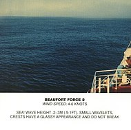 Scala Beaufort, forza 2