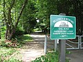 Bedford Narrow Gauge Rail Trail at Loomis Street, Bedford MA.jpg