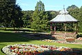 Bedwellty Park Bandstand and Flowers.jpg