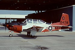 Beech T-34C Turbo Mentor (45), USA - Navy AN1651142.jpg
