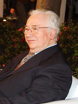 Belisario Betancur - Betancur in 2009