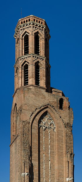Image illustrative de l'article Église des Cordeliers de Toulouse