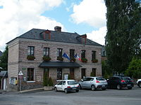 Bellengreville, Seine-Maritime, France, mairie.JPG