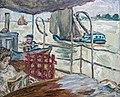 Bemberg Fondation Toulouse - Misia Sert sur le navire d'Edwards - Pierre Bonnard 44x54 Inv.2012.jpg