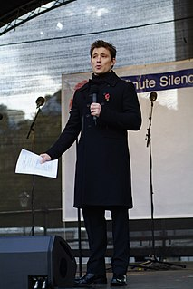 Ben Shephard English television personality