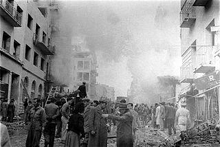 Ben Yehuda Street bombing (1948)