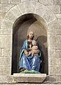 Benedetto buglioni (attr.), madonna col bambino, 1510 circa 02.JPG