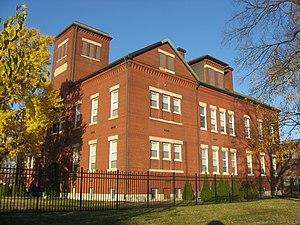 Benjamin Franklin Public School Number 36 - Benjamin Franklin Public School Number 36, November 2010