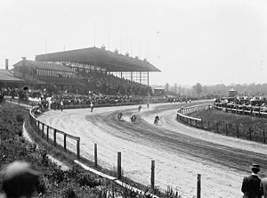 Benning Race Track - Benning Race Track
