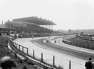 Benning Race Track