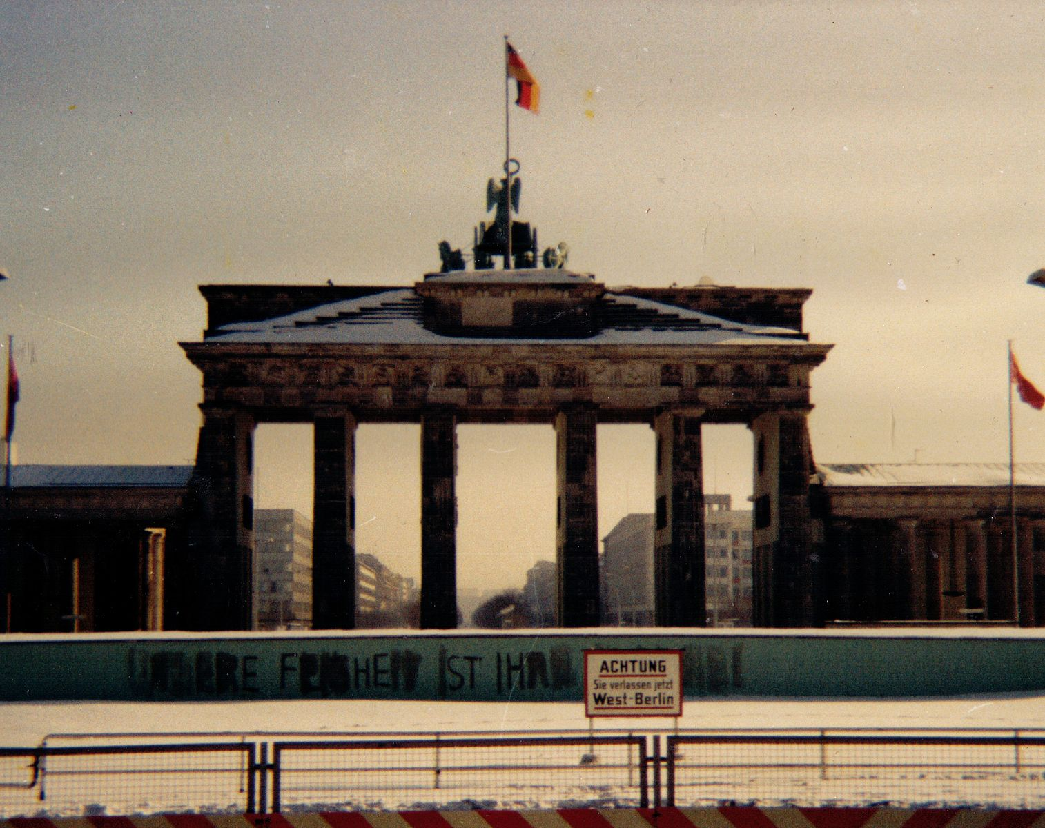 berlin wall historiography Nov 9 marks the anniversary of the historic day when the berlin wall in germany came down let's look back at the history of the structure that came to symbolize the cold war.