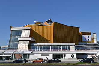 Berliner Philharmonie - Berliner Philharmonie Concert Hall