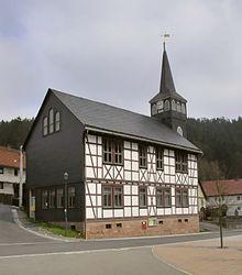 Strichmädchen Hallenberg