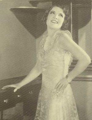 Bernice Claire - c. 1930