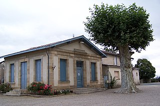 Bernos-Beaulac Commune in Nouvelle-Aquitaine, France