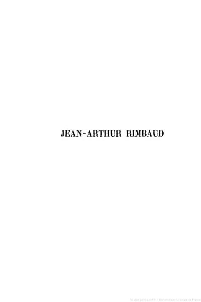 File:Berrichon - Jean-Arthur Rimbaud, 1912.djvu