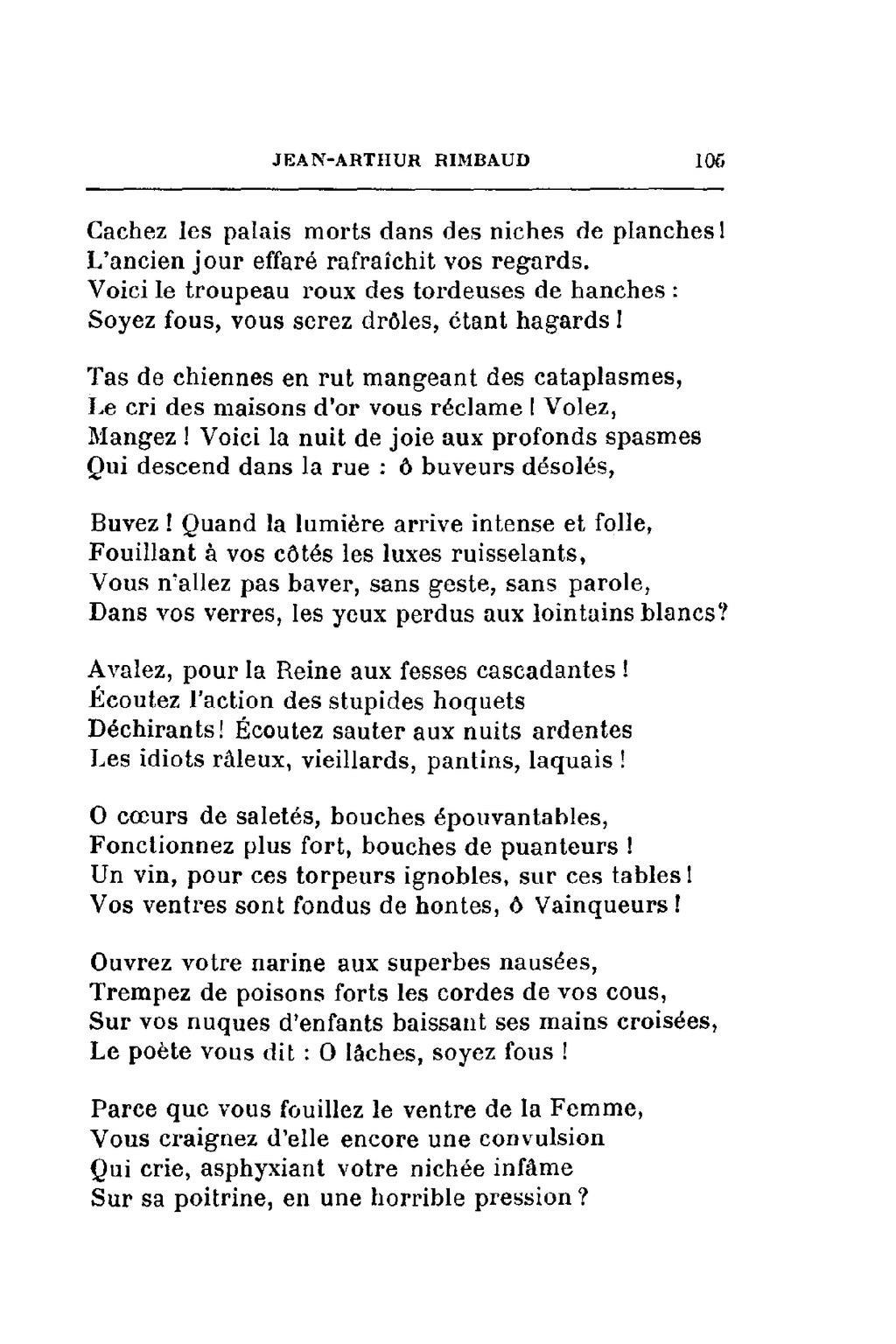 Pageberrichon Jean Arthur Rimbaud 1912djvu103 Wikisource