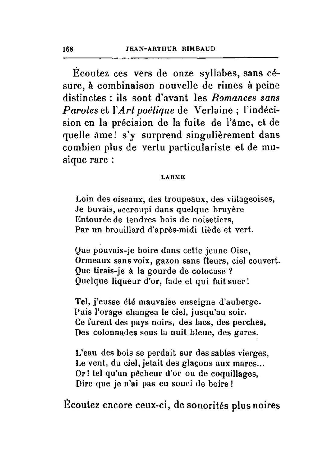 Pageberrichon Jean Arthur Rimbaud 1912djvu167 Wikisource