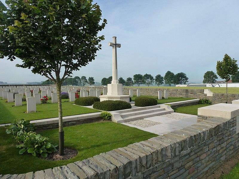 Bertenacre Military Cemetery