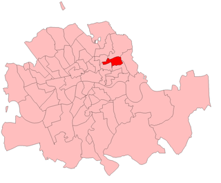 Bethnal Green North East (UK Parliament constituency)