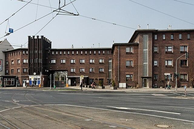 Düsseldorf Heerdt