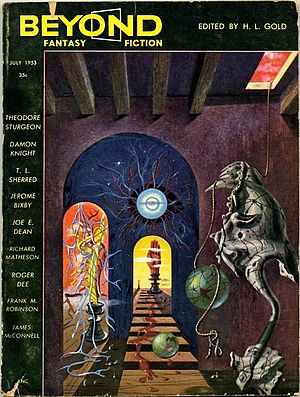 Beyond Fantasy Fiction - Image: Beyond Fantasy Fiction Jul 53