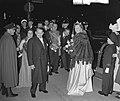 Bezoek Franse president en mevrouw Coty aan Amsterdam, boottocht door havens en , Bestanddeelnr 906-6112.jpg