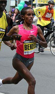 Bezunesh Bekele Ethiopian long-distance runner