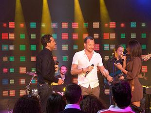 Biagio Antonacci a CD Live Estate nel 2007
