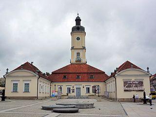 Podlaskie Museum in Białystok