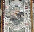 Bicci di lorenzo, santo (1390), e resti di affreschi di antonio veneziano (1370), 03.JPG