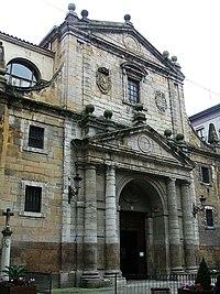 Iglesia de los Santos Juanes, Bilbao