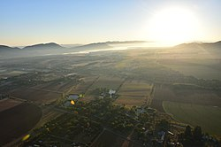 Bill Harrop's Balloon Safaris, Hartbeespoort, North West, South Africa (20343550148).jpg