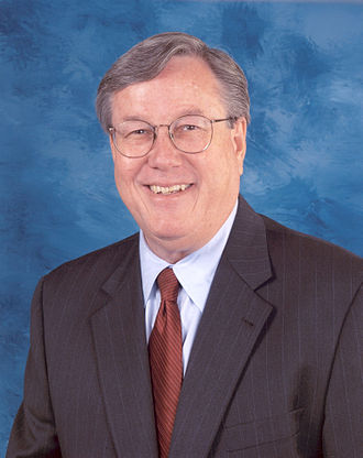 California's 20th congressional district - Image: Bill Thomas, official photo portrait color