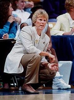 Billie Moore American basketball coach