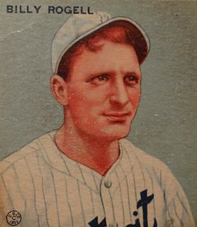 Billy Rogell American baseball player