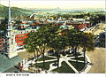 Bird's Eye View of Central Square in Keene NH looking south (4352115666).jpg