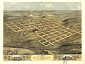Bird's eye view of the city of Montana, Boone Co., Iowa 1868. LOC 73693404.jpg