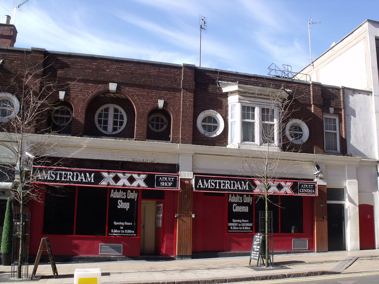 gay cinemas birmingham